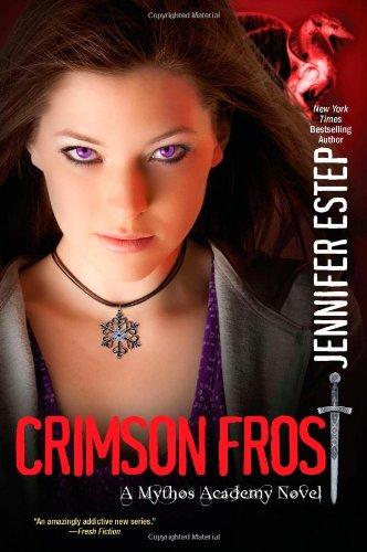 Image of Crimson Frost (Mythos Academy)
