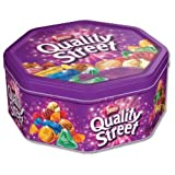 Nestle Quality Street Tin Extra Large, gram Can 900