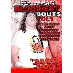 IWA Japan Bloodiest Bouts Vol 1