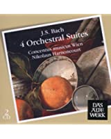 J-S Bach : 4 Suites pour orchestre