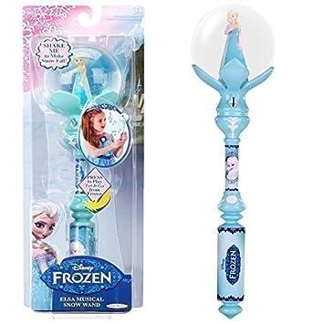 Disney - Baguette Magique Musicale avec Neige Elsa Frozen 268125R