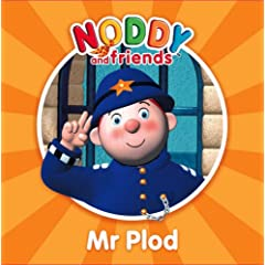 Mr Plod (Noddy and Friends Character Books)