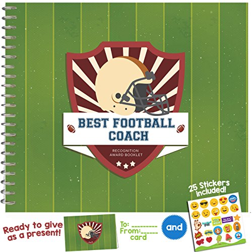 FOOTBALL COACH GIFT - Unconditional Rosie