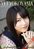 壁掛 AKB48-12横山 由依 カレンダー 2013年