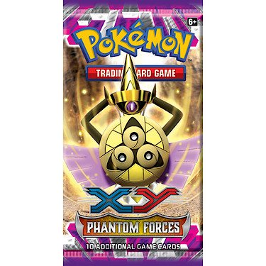 Pokemon: X and Y: Phantom Forces: Booster Pack - 1