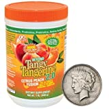 Beyond Tangy Tangerine 2.0 Citrus Peach Fusion with FREE Silver Dollar