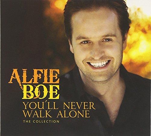 Alfie Boe CD Covers