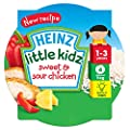 Heinz Little Kidz Sweet and Sour Chicken Meal 230 g (Pack of 5)