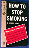 img - for How to Stop Smoking (Pocket 1025) book / textbook / text book