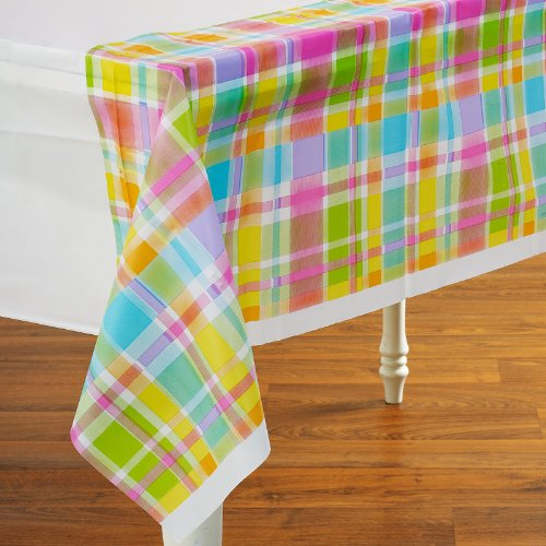 Amscan - Summer Style Plastic Tablecover