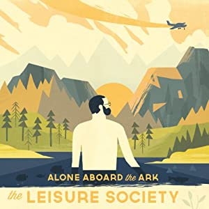 Alone Aboard The Ark [VINYL]