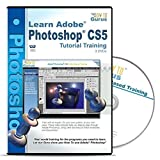 Adobe Photoshop CS5 Training on 3 DVDs, 27 Hours in 327 Video Lessons. Computer Software Video Tutorials