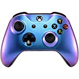 Xbox One Wireless Controller for Microsoft Xbox One - Custom Soft Touch Feel - Custom Xbox One Controller (Chameleon) (Color: Chameleon)