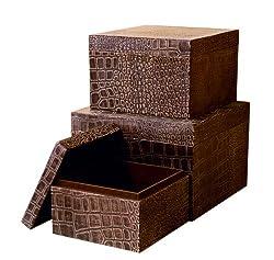 ALTA HOME File Box, Set of 3