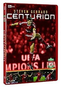 Liverpool - Steven Gerrard Centurion Dvd by ITV Studios Home Entertainment
