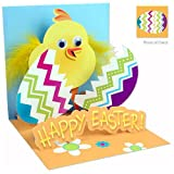 3D Greeting Card - HATCHING CHICK - Easter