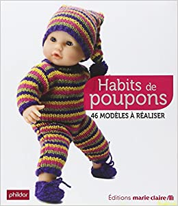 Amazon.fr - Habits de Poupons - Collectif - Livres