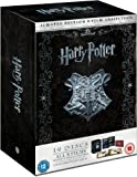 Harry Potter: The Complete 1-8 Film Collection - Limited Numbered Edition (Blu-ray + DVD) [2011] [Region Free]