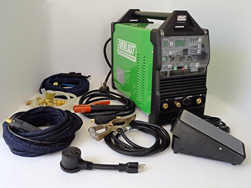 2017 Everlast PowerTIG 255ext Digital Ac Dc Tig Stick Pulse Welder Dual Voltage Inverter-based Ac Dc (Everlast Water Cooler compare prices)