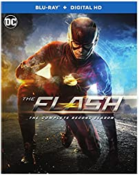 The Flash: Season 2 (Blu-ray + Digital Offer)