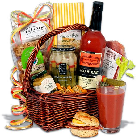 Bloody Mary Breakfast Gift Basket™
