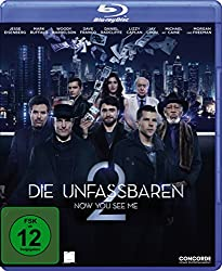 Die Unfassbaren 2 [Blu-ray]