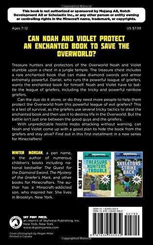 The Secret Treasure: An Unofficial League of Griefers Adventure, #1