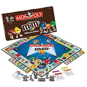 M and Ms Monopoly!
