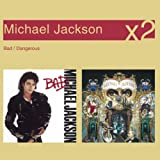 echange, troc Michael Jackson - coffret 2 CD : Bad / Dangerous