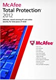 McAfee Total Protection 1 User 2012 [Old Version] Reviews