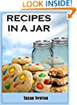 Cookie and Bar Recipes in a Jar