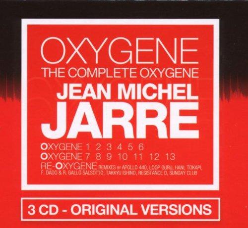 Jean Michel Jarre - Re-Oxygene - Zortam Music