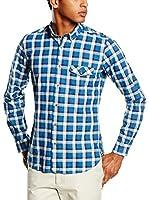 Cortefiel Camisa Hombre (GAMA AZULES)