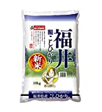 【精米】福井県 白米 コシヒカリ 10kg 平成28年産