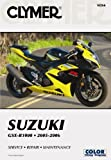 Suzuki GSX-R1000, 2005-2006 (Clymer Motorcycle Repair)