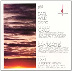 Grieg;Piano Concerto in Am