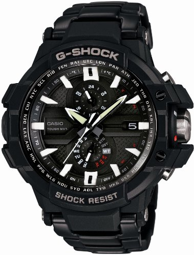 Casio G-Shock Sky Cockpit Tough Solar radio clock MULTIBAND 6 GW-A1000D-1AJF Men's watch