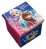 p:os 25022 Aufbewahrungshocker Disney Frozen Sisters Forever