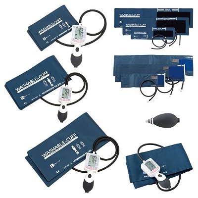 ワンハンド電子血圧計:レジーナ KM-370(ウォッシャブルカフMサイズ)