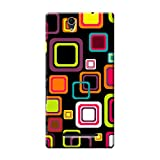 Garmor Seamless Colorful Design Plastic Back Cover For Sony Xperia C3 D2533 (Seamless Colorful - 2)