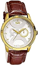 Dolce and Gabbana Twin Tip Mens Watch DW0697