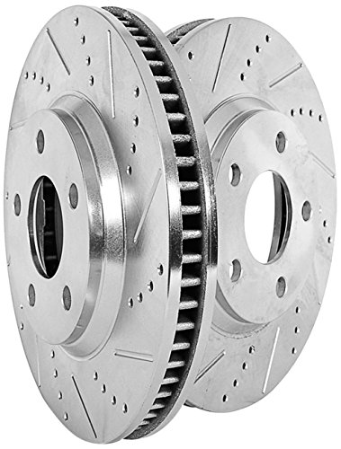 Power Stop AR8541XPR Drilled and Slotted Rotor
