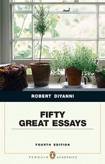 Robert j diyanni one hundred great essays