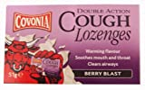 Covonia 51g Double Impact Berry Blast Lozenges