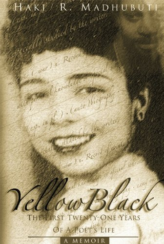 YellowBlack: The First Twenty-One Years of a Poet's Life