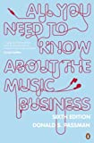 Donald S Passman All You Need to Know About the Music Business