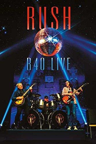 Rush - R40 Live [3 Cd/dvd Combo] - Zortam Music