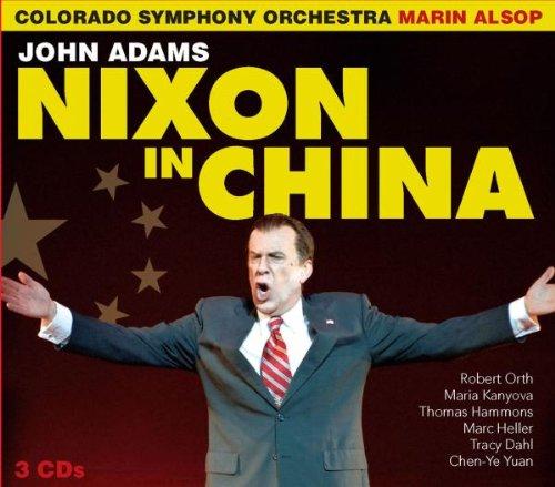 Nixon In China - (Dir. Marin Alsop) - John Adams - CD