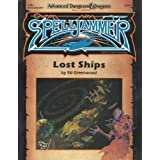 Sjr1 Lost Ships Accessory # (Advanced Dungeons & Dragons)by Ed Greenwood