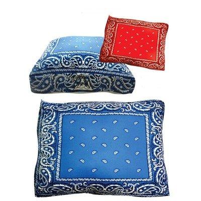 Rectangle Bandana Dog Bed Size: X-Large, Color: